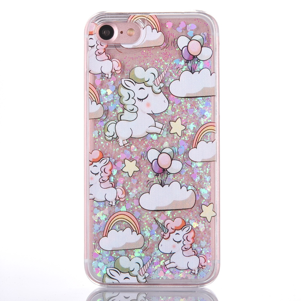 Glitter Unicorn Phone Case